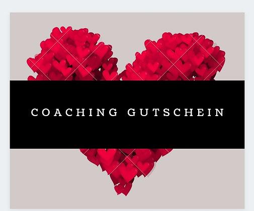 Coaching Gutschein