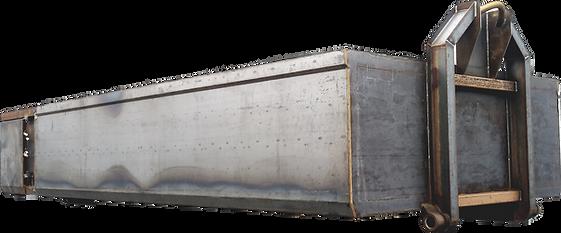 Myydään soralava / koukkulava Etelä-Pohjanmaa vaihtolavakisko