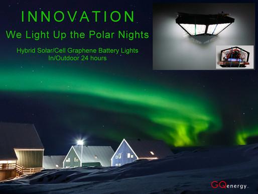 We Light Up  the Polar Nights