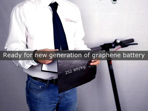 Graphene Quantum Cell Battery
