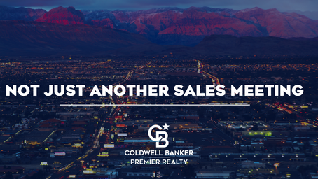 Sales Meeting Invitation: Politics and The Real Estate Professional