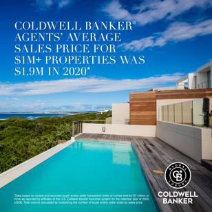 Average Luxury Sales Price