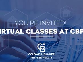 Virtual Class Schedule   May 4-8