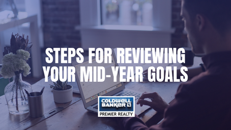 4 Steps for a Mid-Year Review