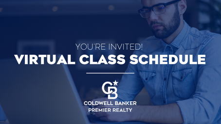 Coldwell Banker Premier Realty's Virtual Classes
