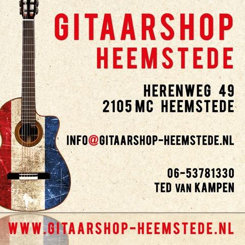 Gitaarshop Heemstede