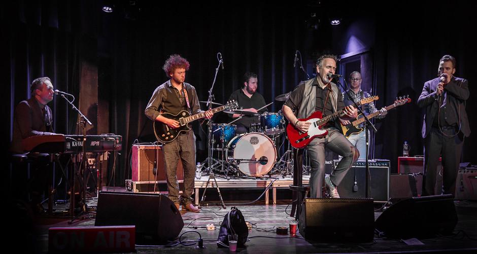 The Muddy Waters Tribute Band  Manifesto, Hoorn 2018