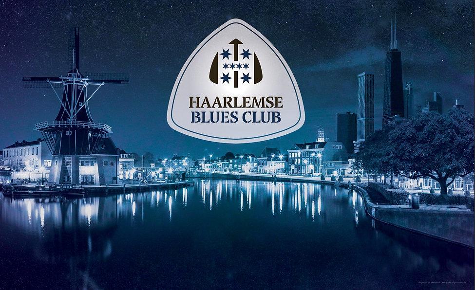 Backdrop Haarlemse Blues Club