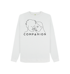Women's COMPANION Crewneck WHITE