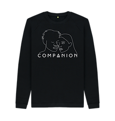 Men's COMPANION Crewneck BLACK
