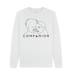 Men's COMPANION Crewneck WHITE