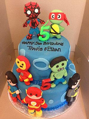 letemeatcake 3DBirthday Cakes