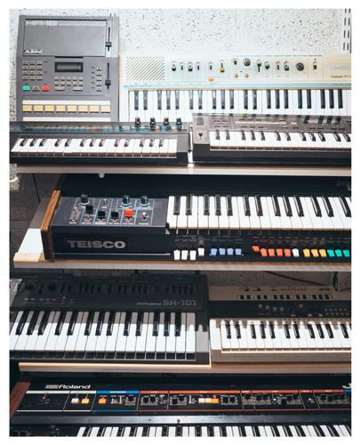 Synths & Keys