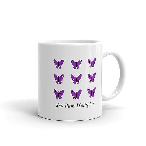 Datavizbutterfly - Smallum Multiplus - Mug