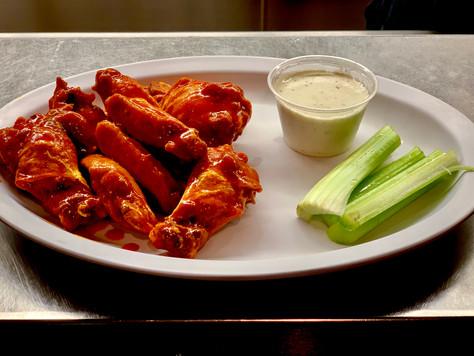 Best wings in town!