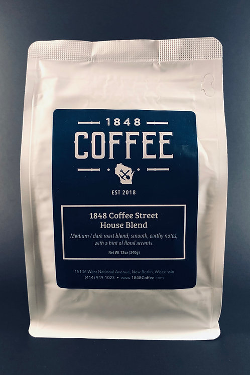 Coffee Street House Blend