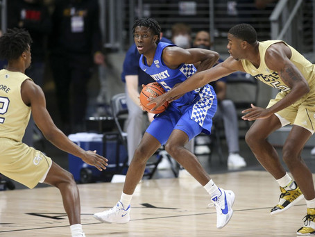 Kentucky vs Georgia Tech Recap