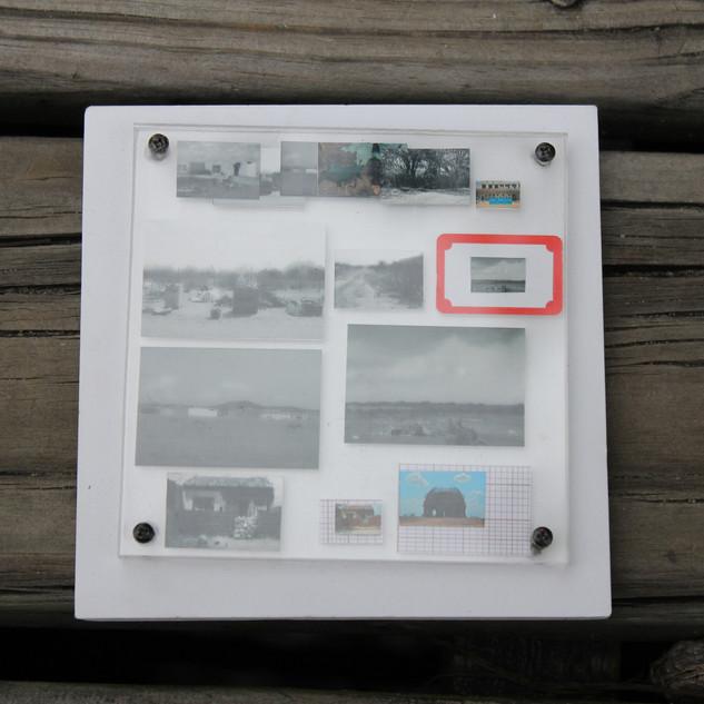 nanica I exposição portátil