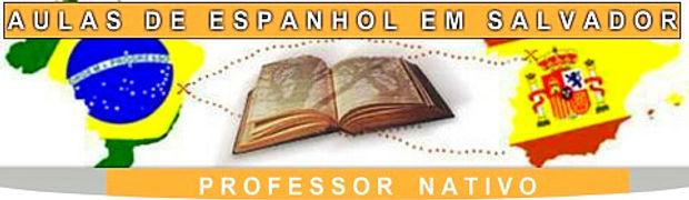Aulas de espanhol em salvador