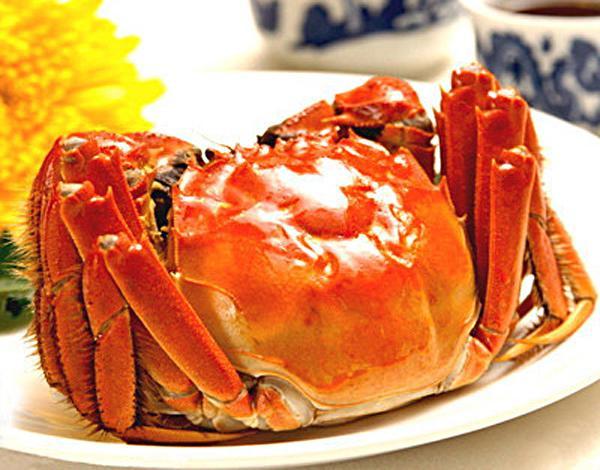 修身期間可以食大閘蟹嗎?