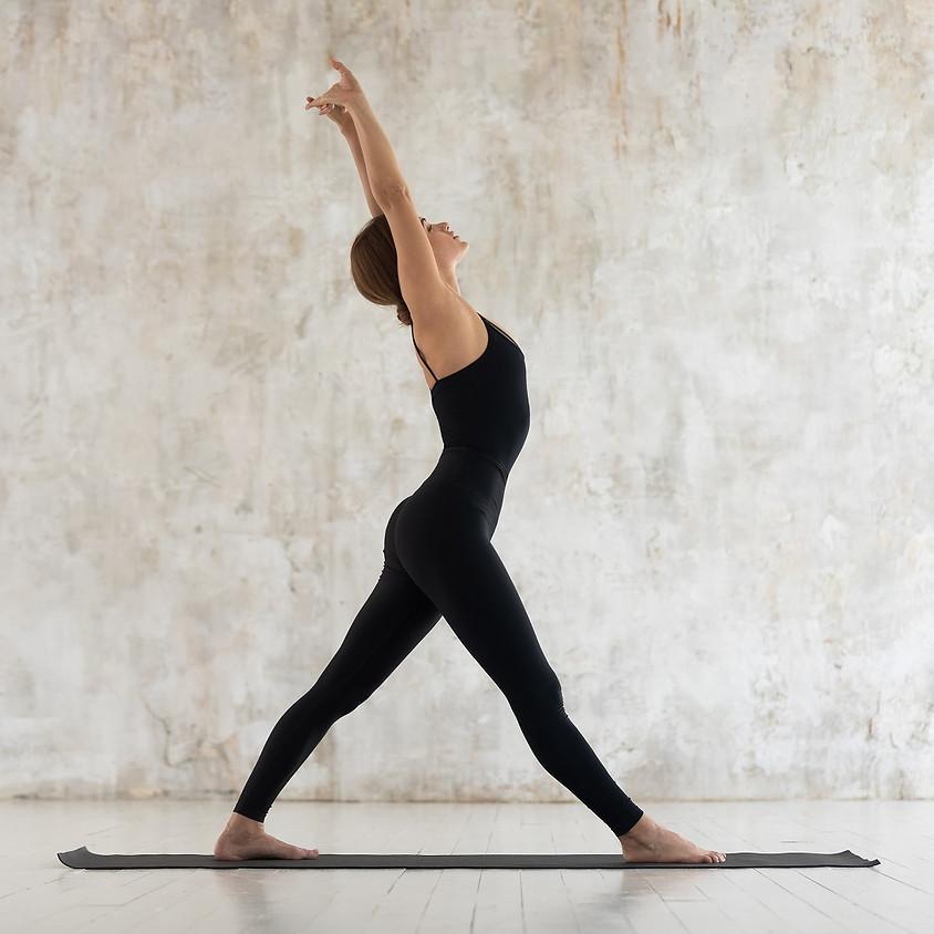 Stretch Yoga - 5:45PM