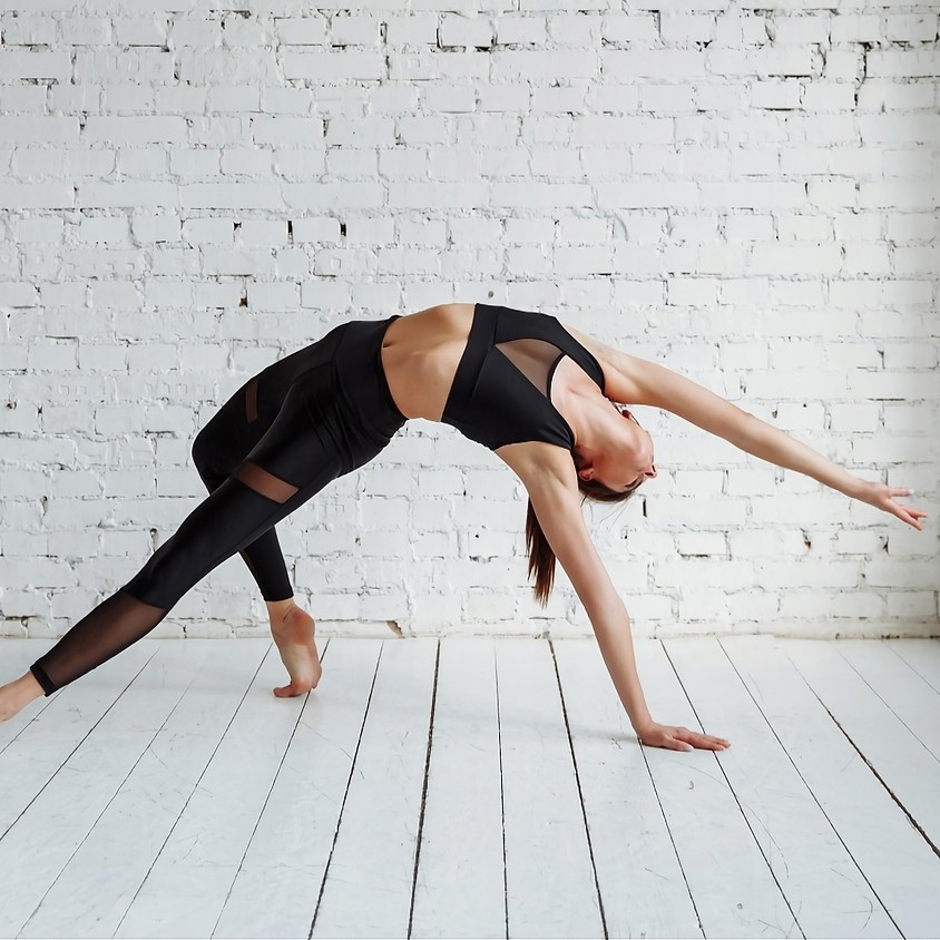 Backbend & Hip Opening - 7PM