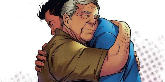 Uncle Ben and Peter Parker - todos os direitos reservados ao autor da obra