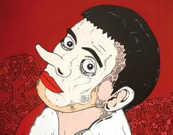 Il CArmelo-Pinocchio di Massimo Pasca