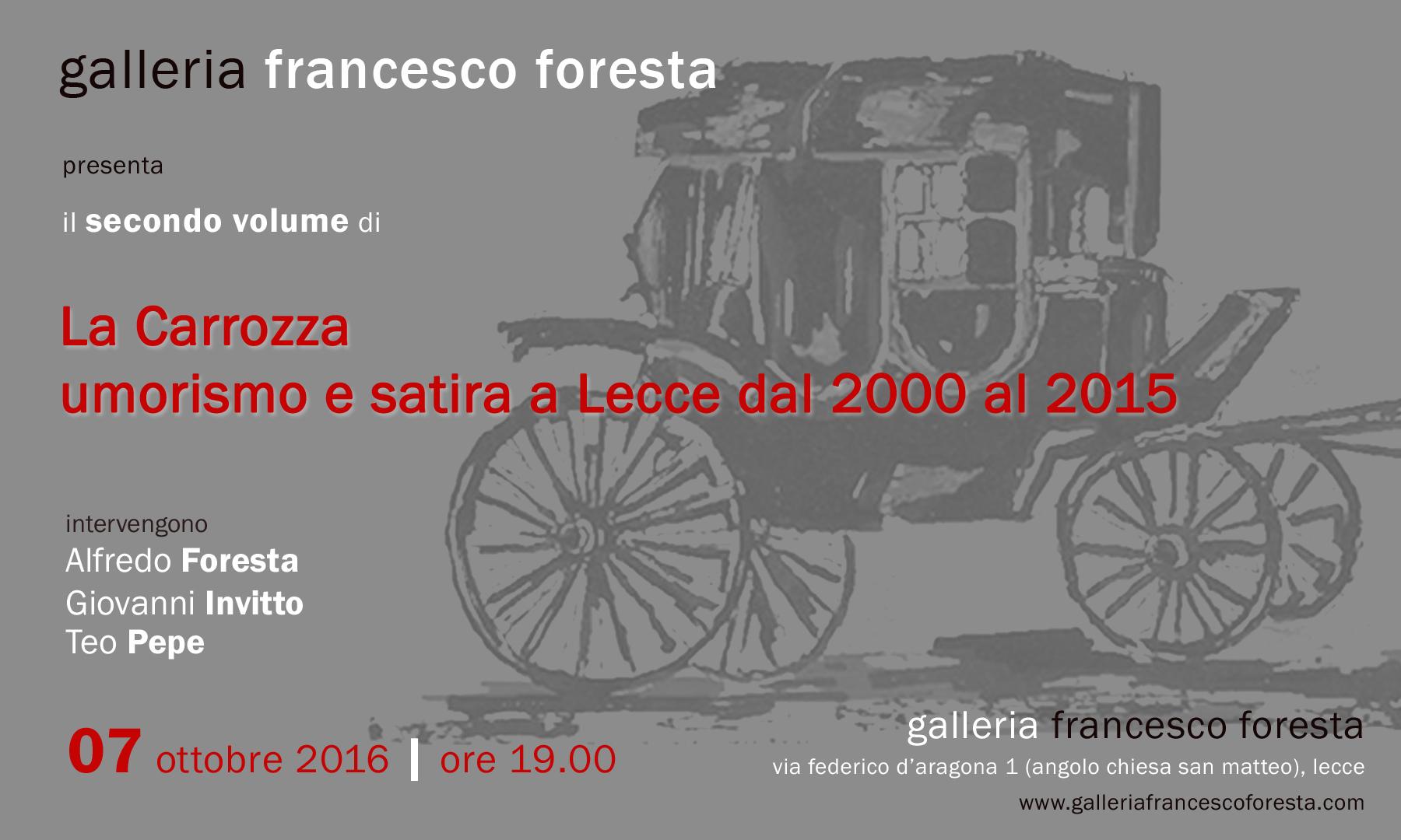 160929_la carrozza_ 2 volume