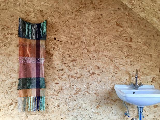 Weaving textile