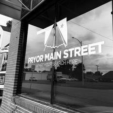 Pryor Main Street