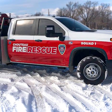 Chouteau Fire / Rescue