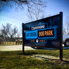 City of Claremore Dog Park