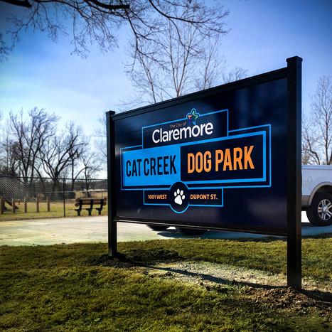 City of Claremore Dog Park