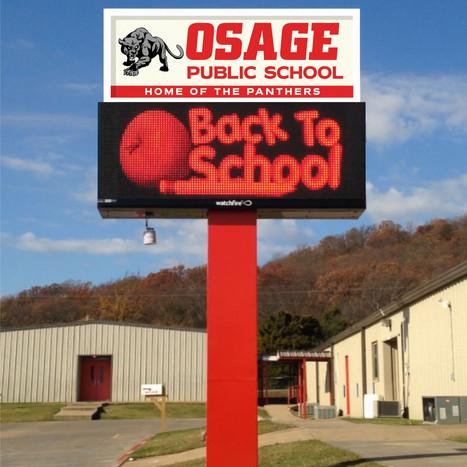 Osage Public School