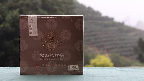 文山包種茶-貳等獎