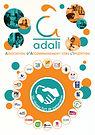 Affiche partenaire ADALI association d'accompagnement vers l'insertion