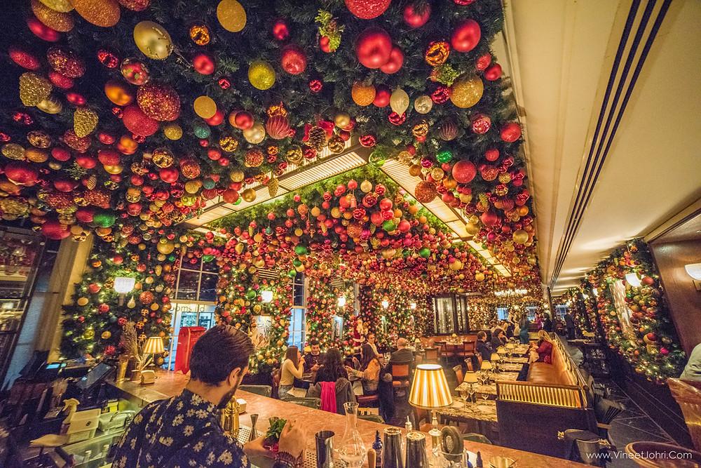 34 Mayfair Restaurant.