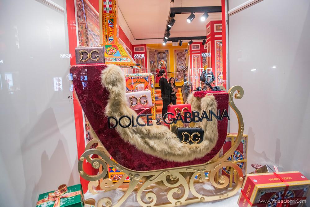 Dolce & Gabbana, New Bond Street