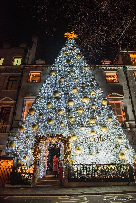 Annabel's, Berkeley Square, London