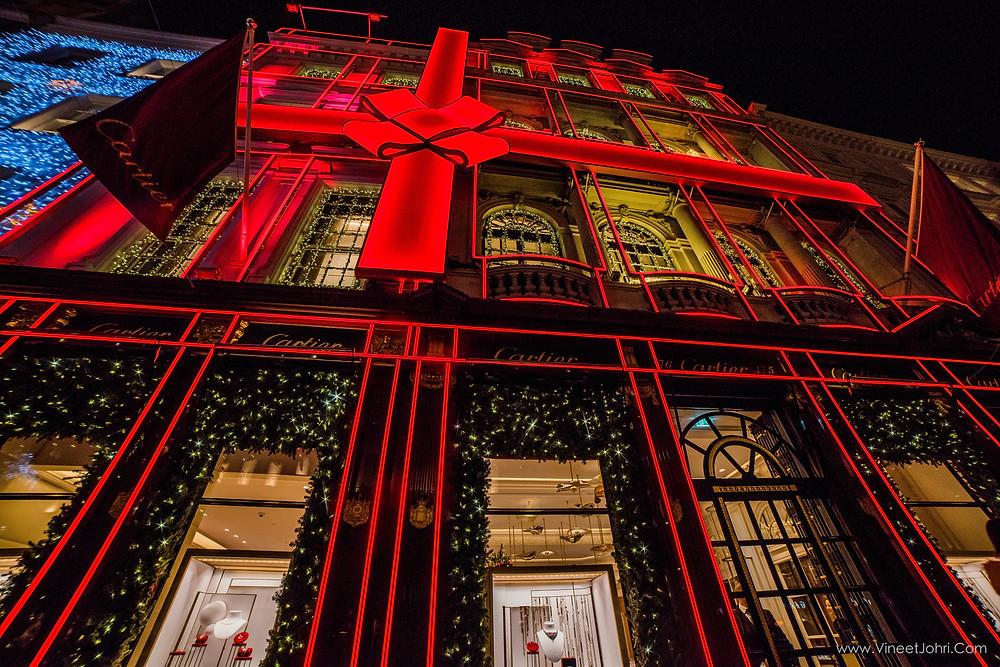 Cartier, Old Bond Street London