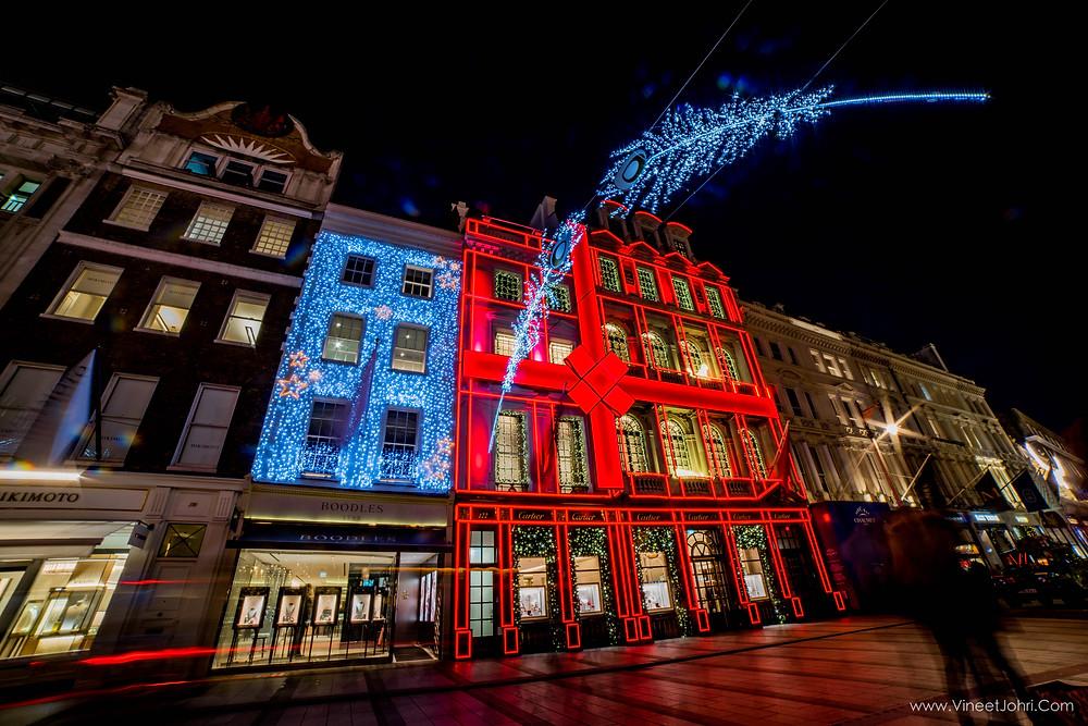 Cartier London.