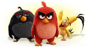 Angry Birds saves the day.... again