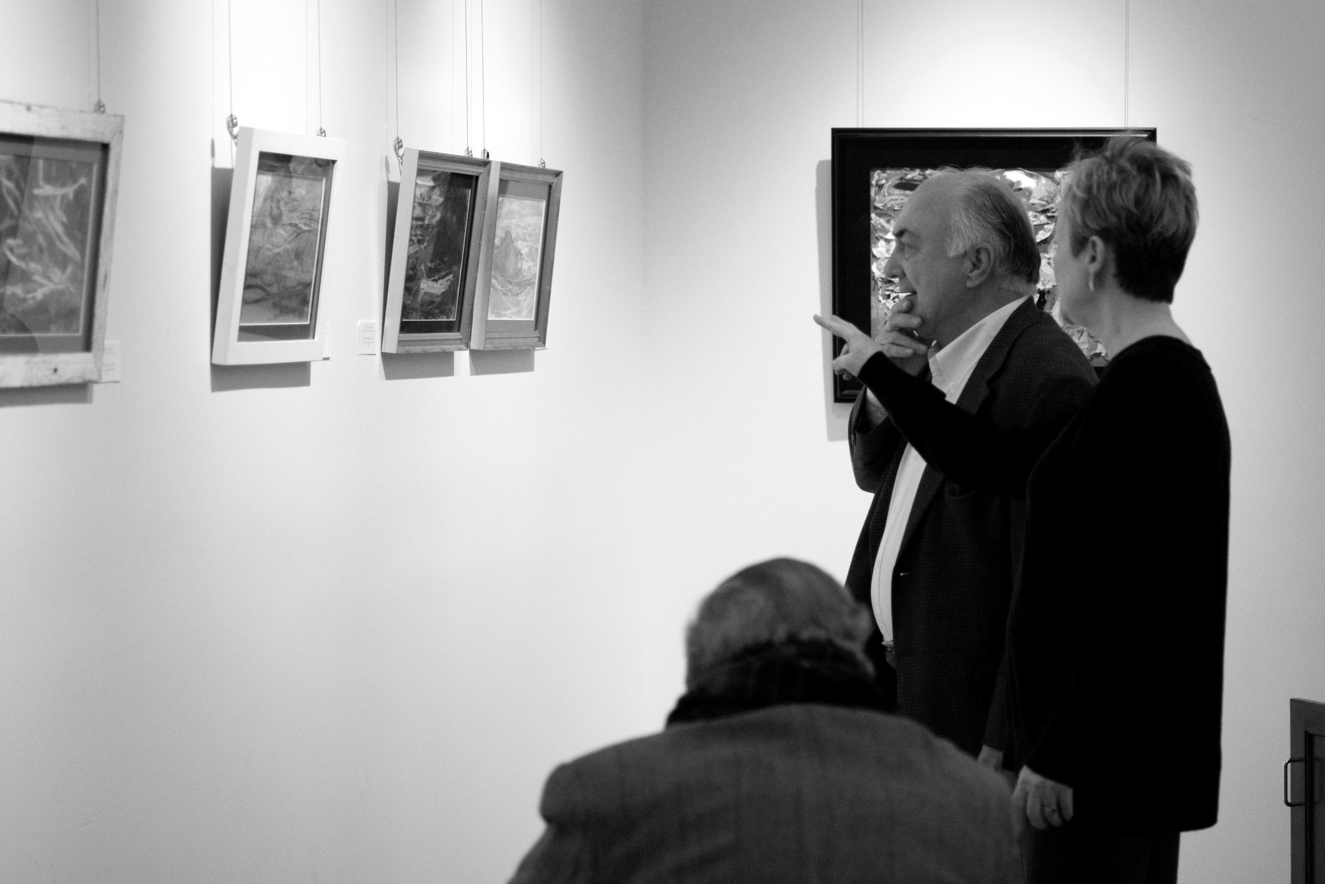 T. Mullins Art Show, March 2018