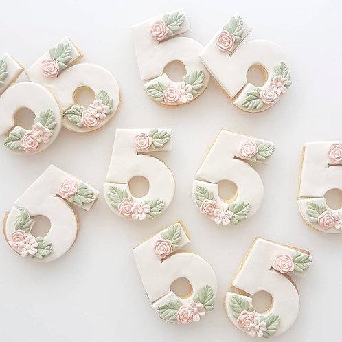 Floral Number