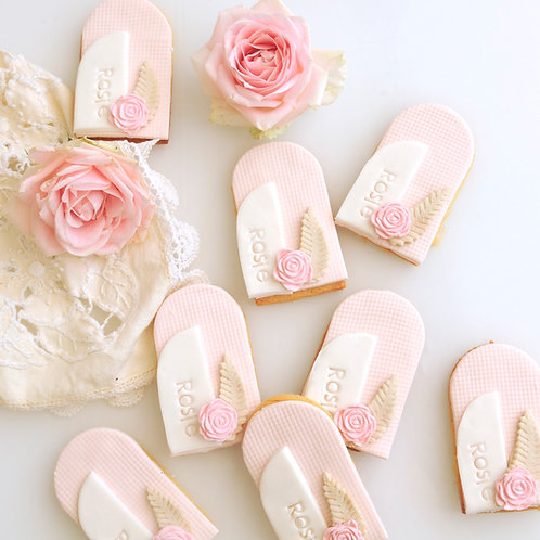 Rosie Arch Cookies