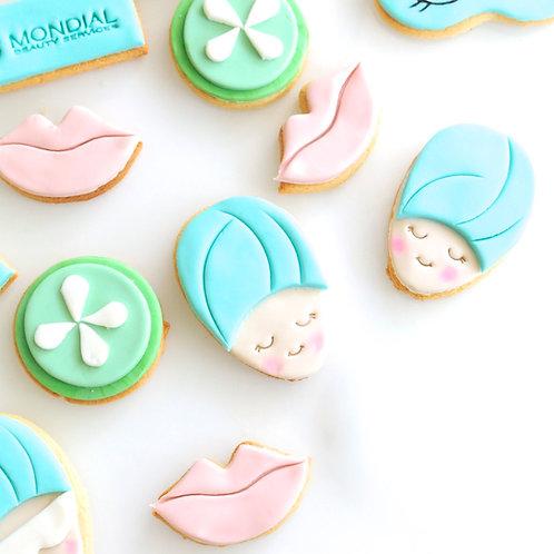 Pamper Lady Cookies