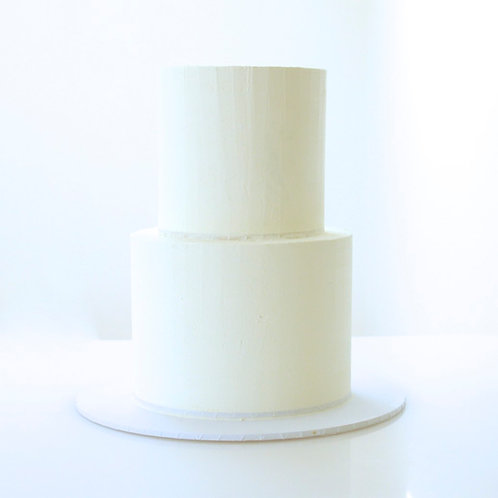 The Blank Canvas - 2 Tier