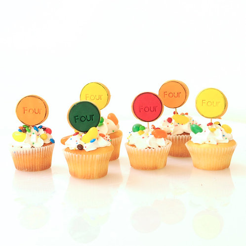 Lolly Land Cupcakes