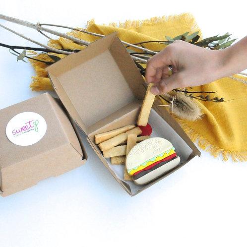 Burger Cookie Pack